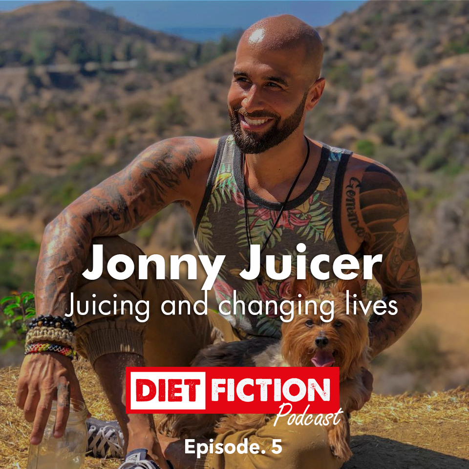 Juicing and changing lives