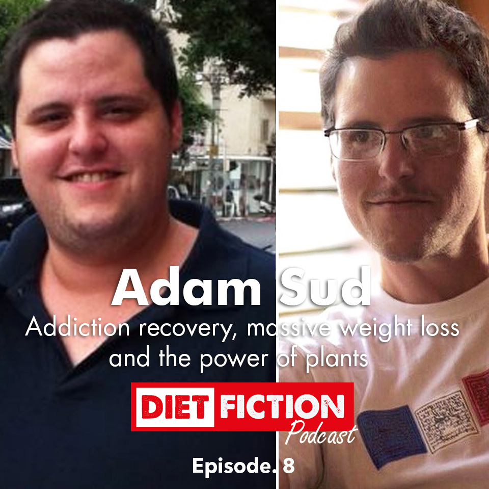 Adam Sud — Diet Fiction Podcast