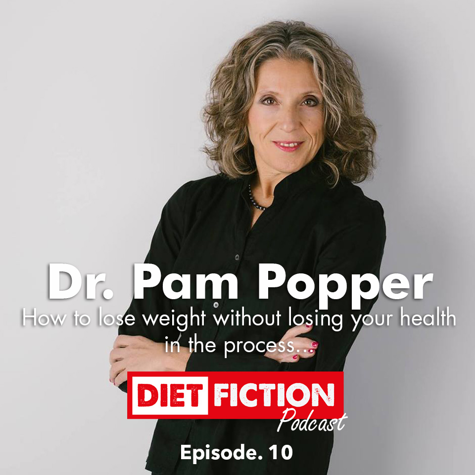 Episode 10: How to lose weight without losing your health in the process