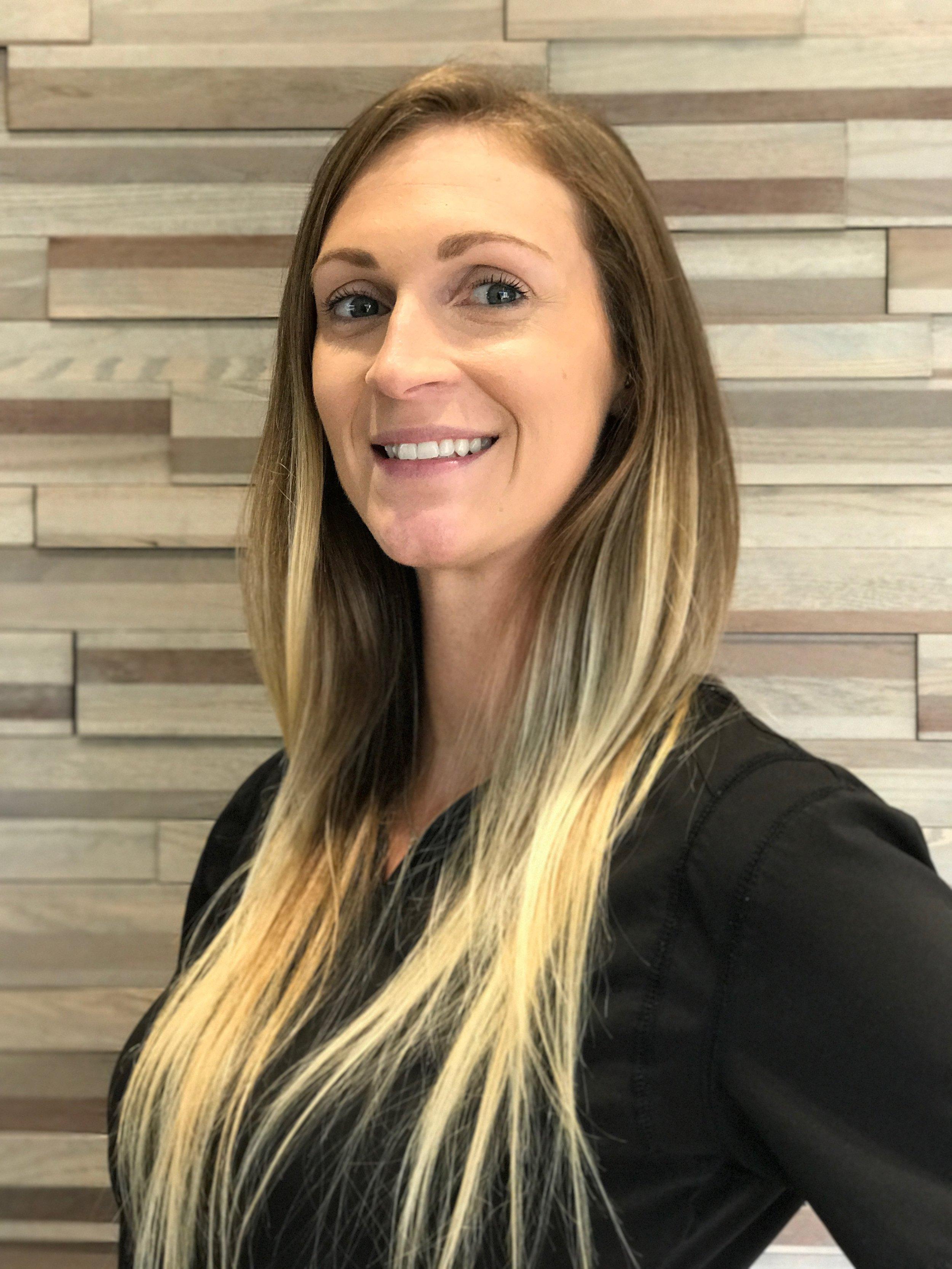 Linda Nesbit, Office Manager