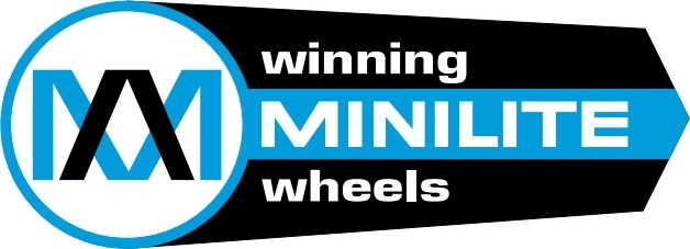 winning Minilite wheels logo