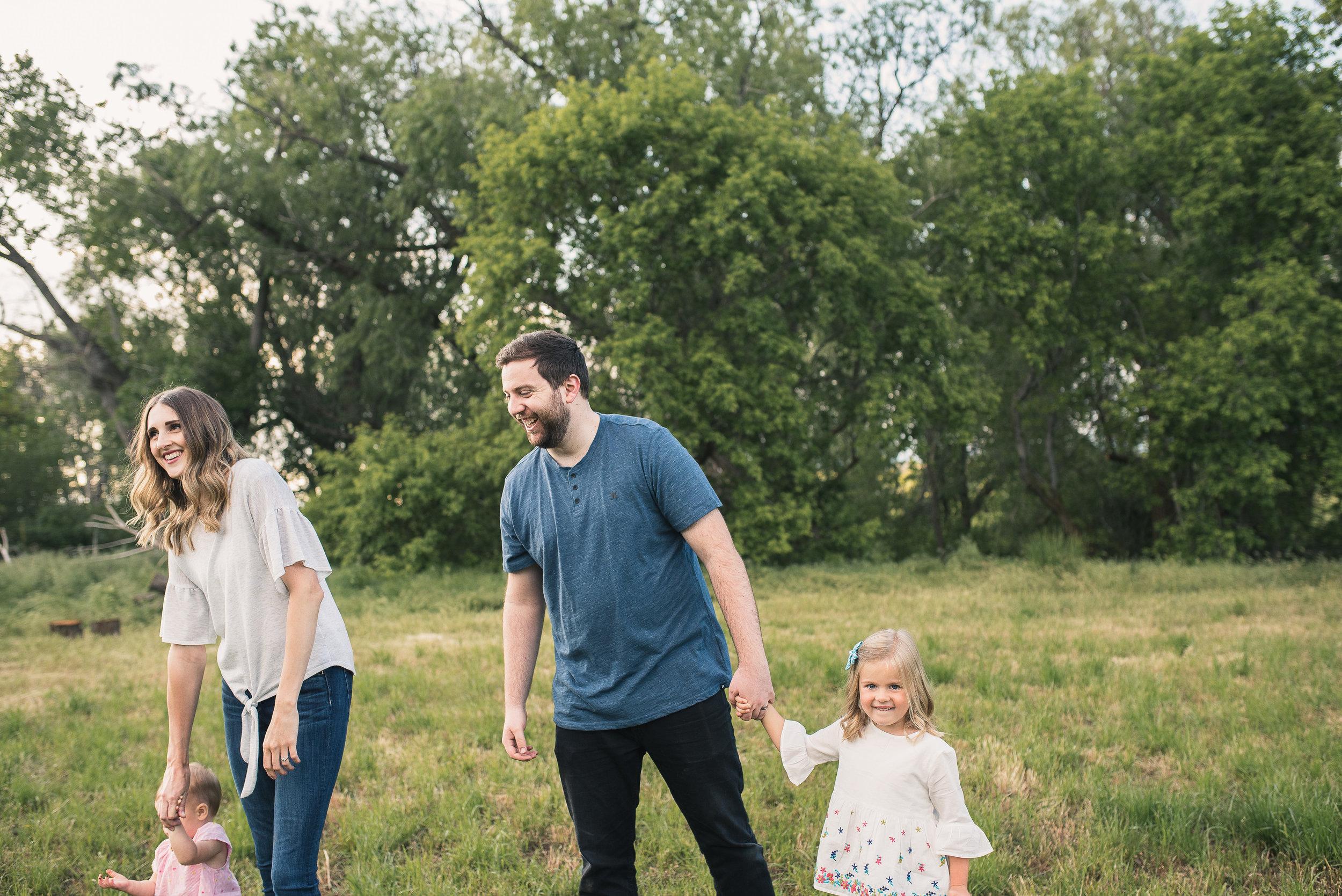 Robinson Family — Kristina Graff Photography