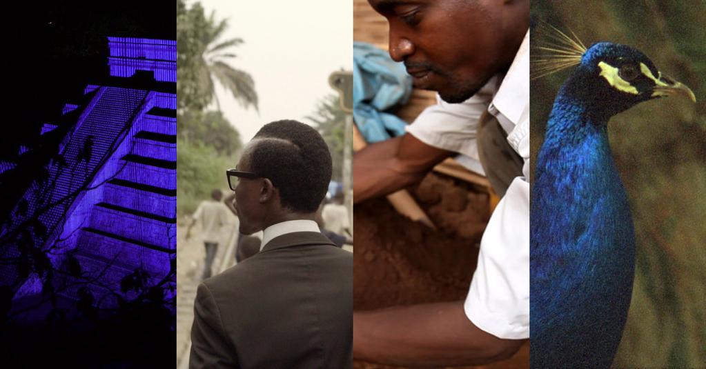 4 FILMS ON (2017 - present)  - a film program