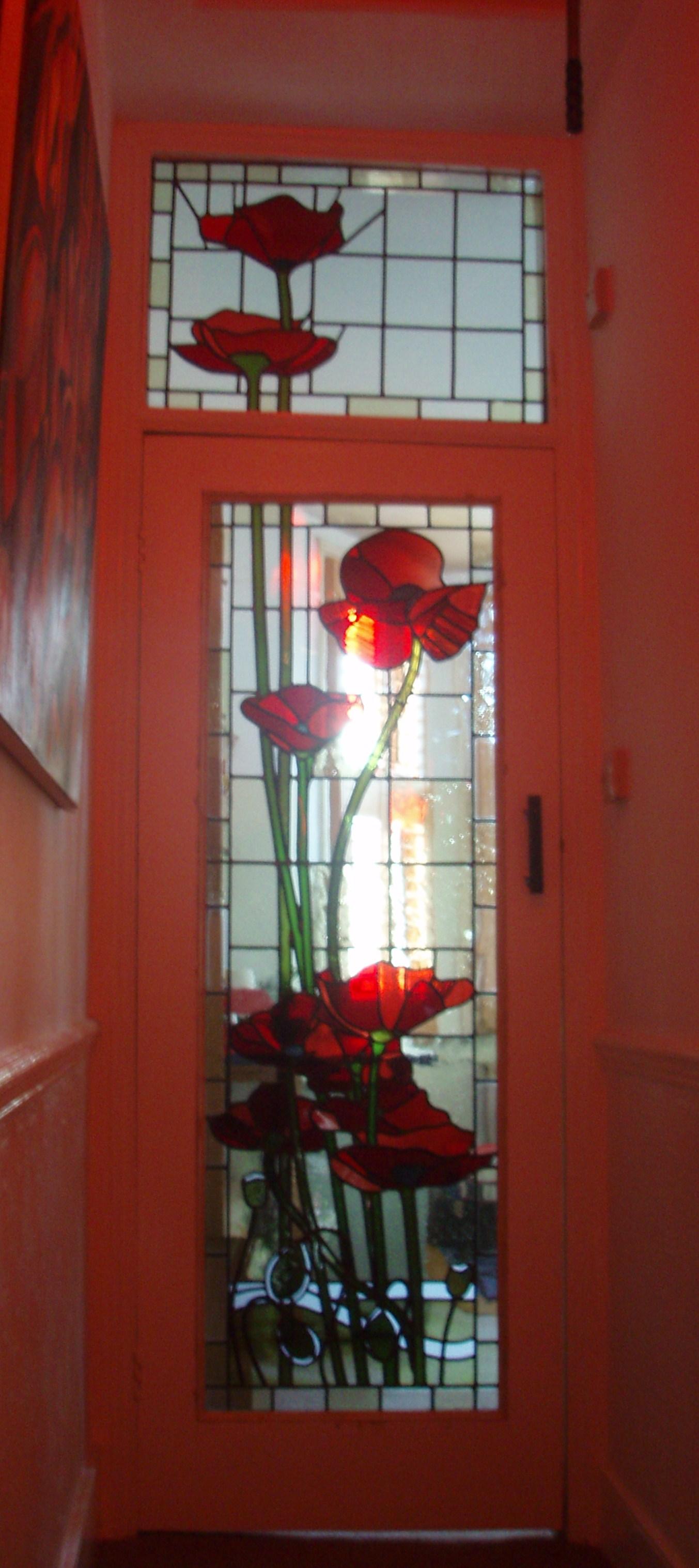 Ravensbourne Poppies 2009.jpg