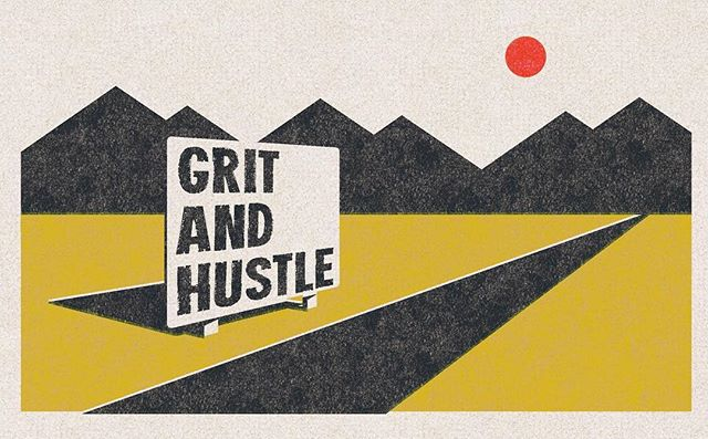Wishing you all the right fuel for reaching your small business goals in 2019! May it be a year of grit, hustle, moxie and guts. Love, the Snake Oil Gals