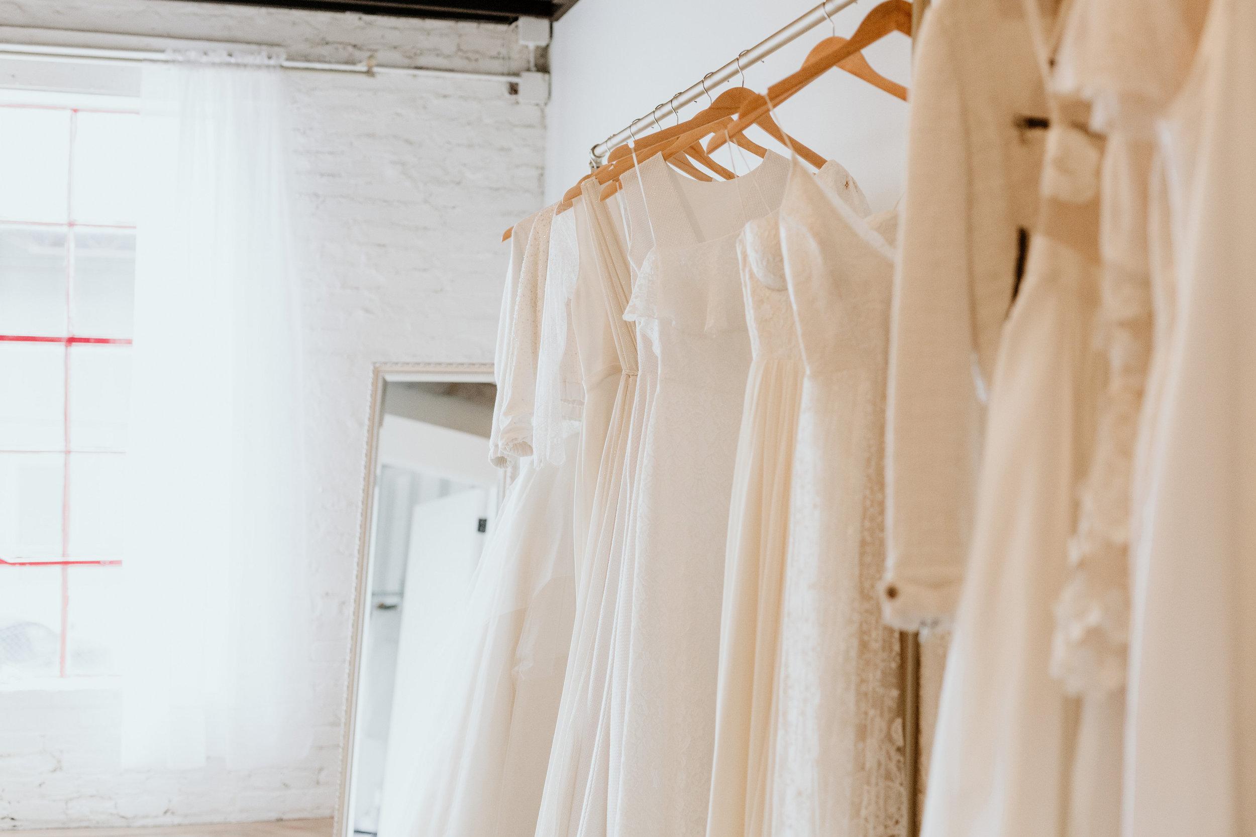 Ila Bridal Contemporary Wedding Dresses