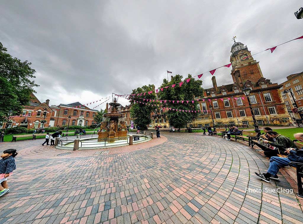 Town Hall Square, Leicester_2017