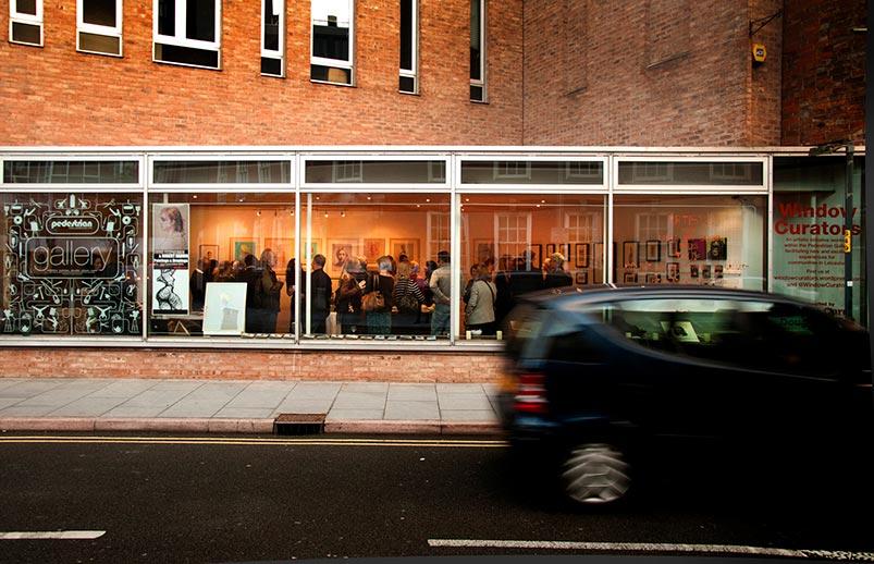 Exterior Pedestrian Gallery