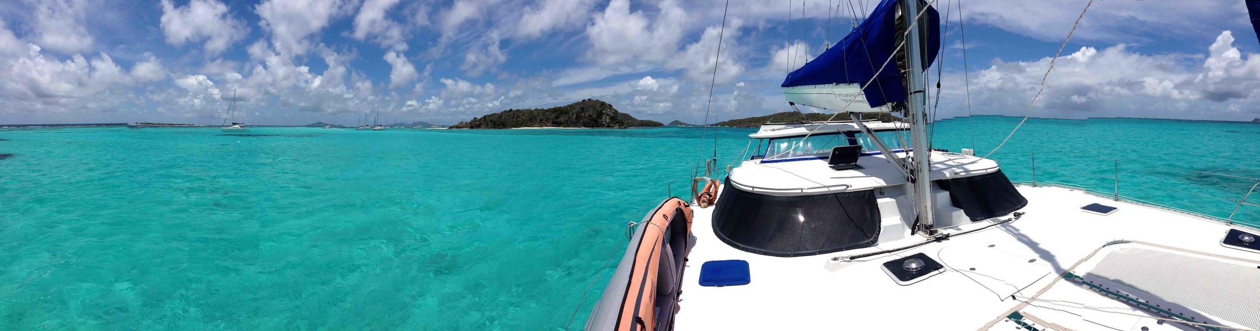 Hard to beat beauty of the Tobago Keys