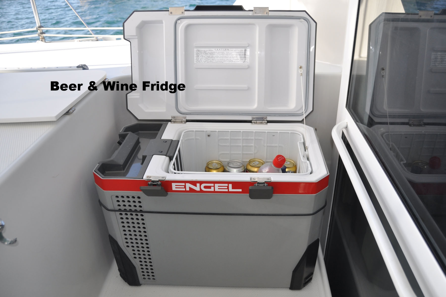 Engle Beer & Wine Fridge.JPG
