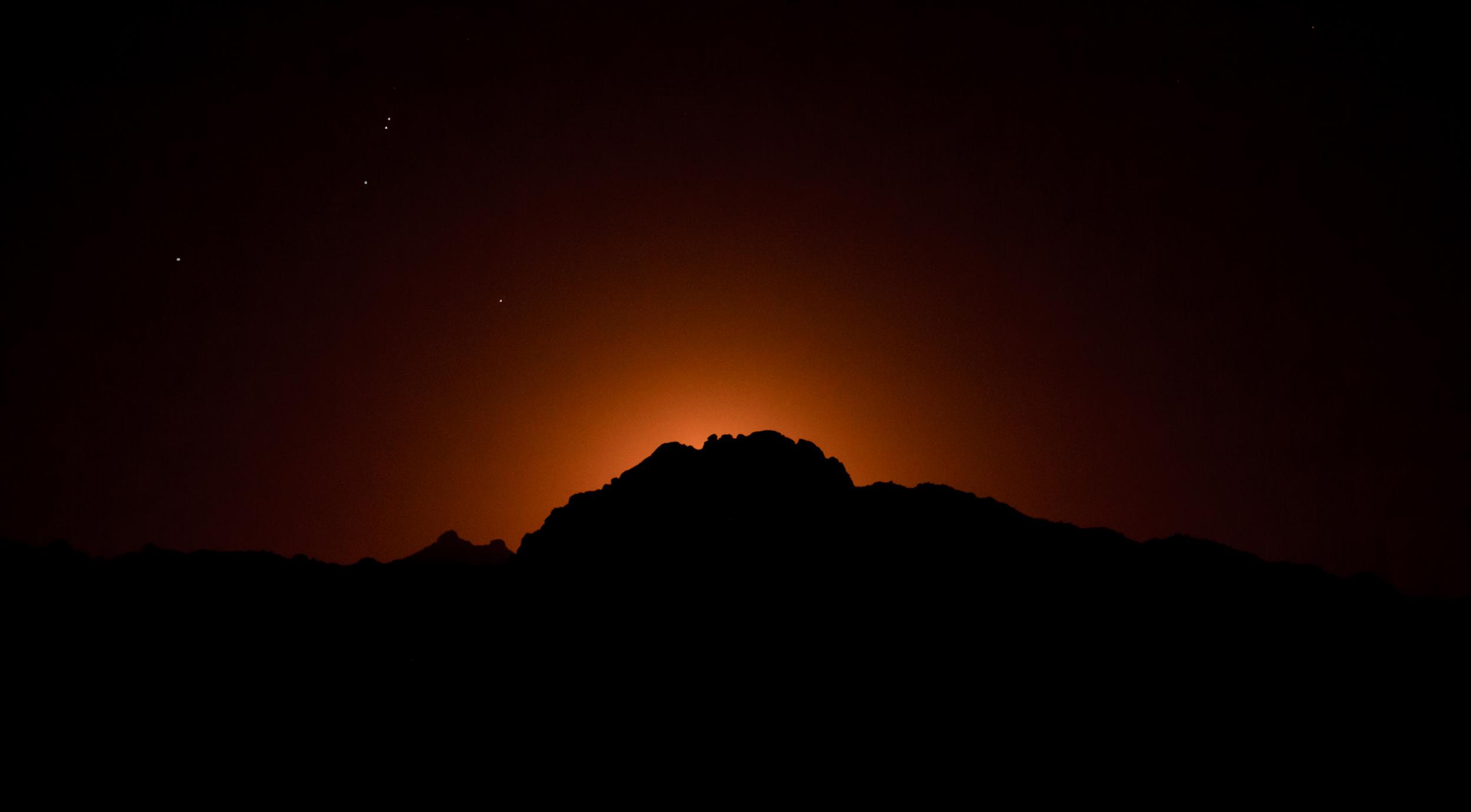 Moonrise -