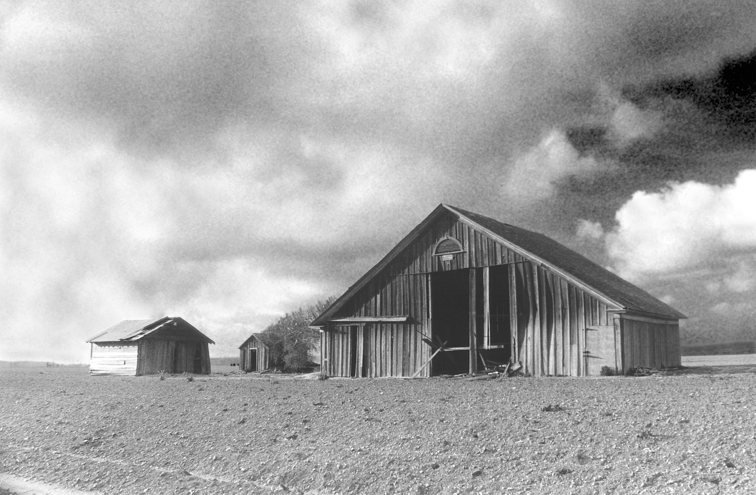Barn Highway 246 -