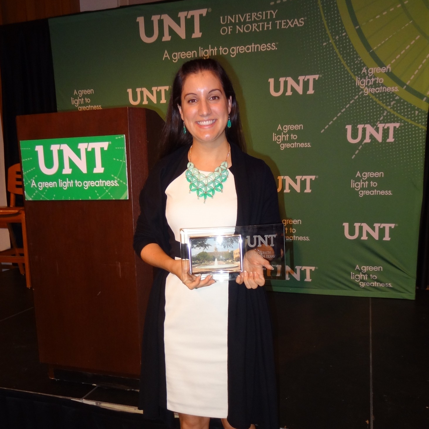 Outreach: UNT Outstanding Employee and Inspiring Faculty/Staff Awards