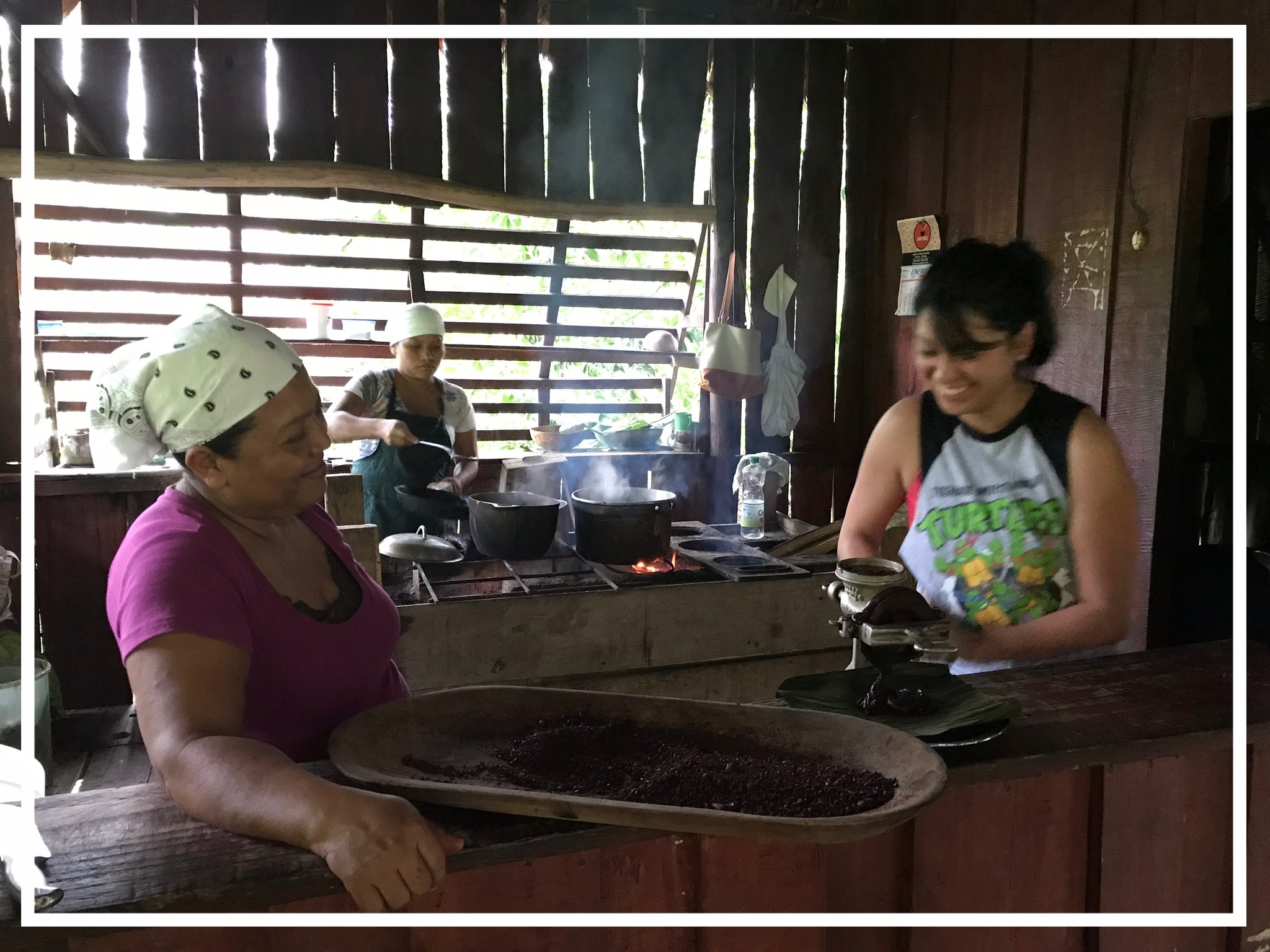 Proyecto de Turismo Sostenible De Las Mujeres Indígenas Bribri, Yorkin, Costa Rica