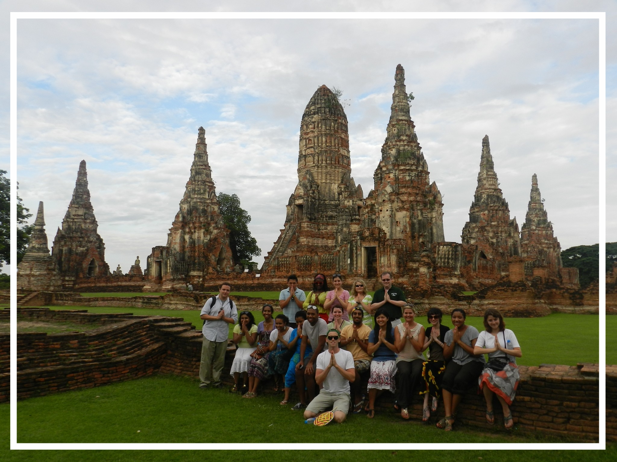UNT SMHM 2800: Study Abroad in Ayutthaya, Thailand, Hosted by Mahidol University