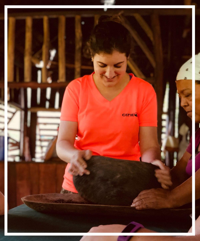 Making Chocolate, Yorkin, Costa Rica