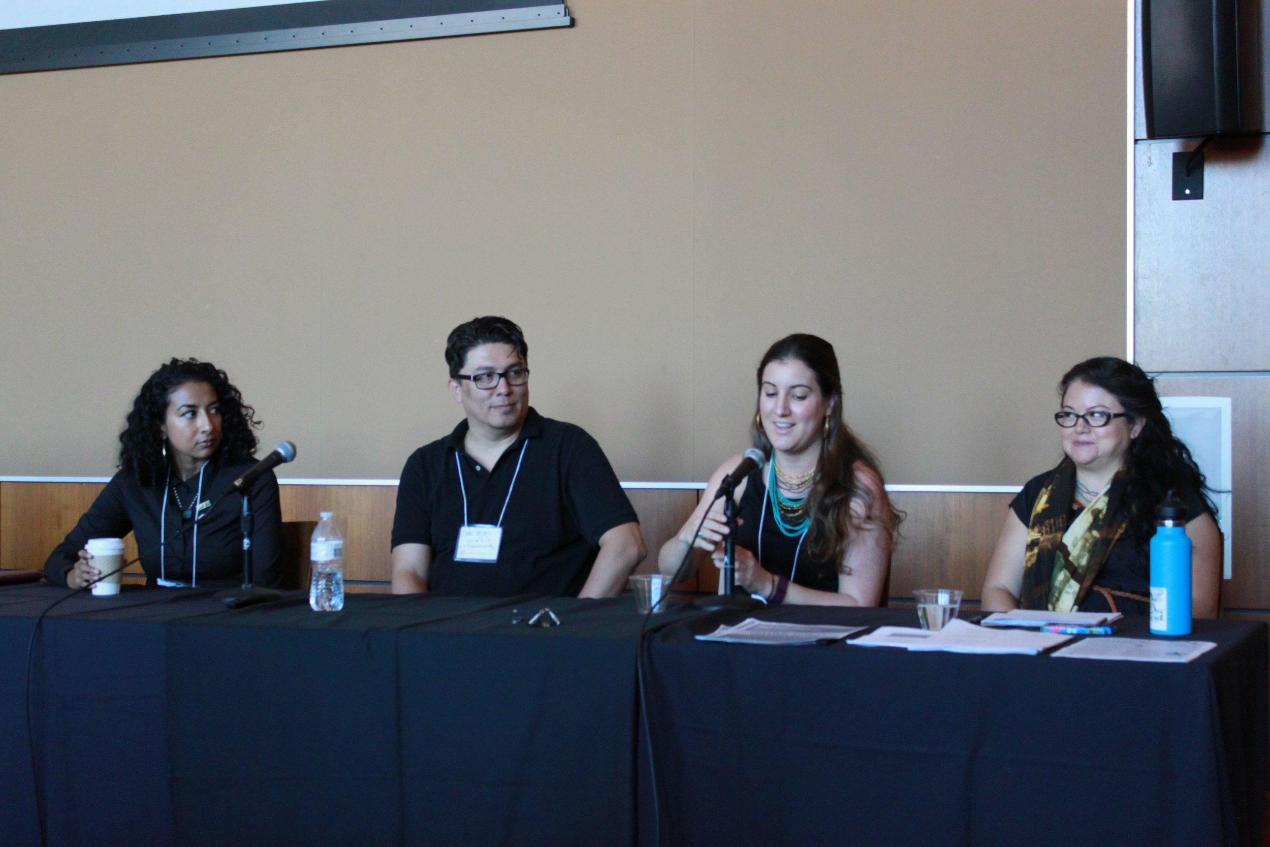 Mentorship: Part of a Mellon Mays Regional Conference Panel on Life as a Ph.D. Student