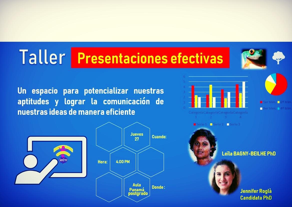 Seminarios: Presentación en el SemSem de CATIE