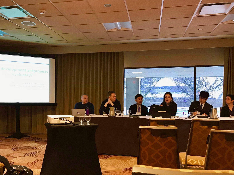 Seminario: Presentación en la Conferencia de ISA