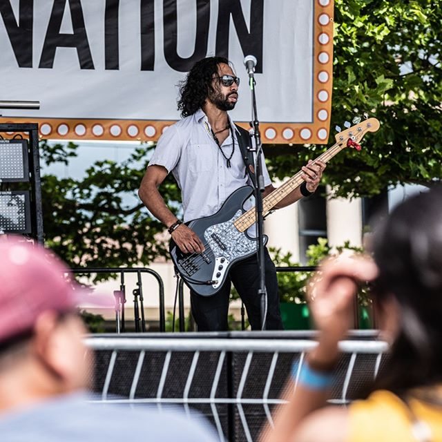 Mid-summer update! We have more shows on the schedule, a new music video out now (Ms.Marrieta), and several songs trending on @spotify. Check our website www.schreinermusic.com to keep up with all of our latest updates! #rockbanddc #rockbandNova #dmvmusicians #dcmusicscene #dmvmusicscene  #washingtonDC #fairfaxva #haymarketVA #warrentonVA #gainesvilleVA #thevoice #bhfyp #fender #fenderbass #fenderJazzbass #jazzbass #rockbassist #bassist #touringbassist #bassguitar #georgemasonuniversity #bassplayer #ampeg #ampegSVT #concertphotography #concertphoto #summerconcerts #summerconcertseries #2019 Photo credit @greenberetmedia