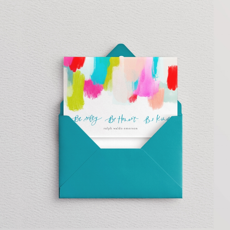 be silly be honest be kind stationery.jpg
