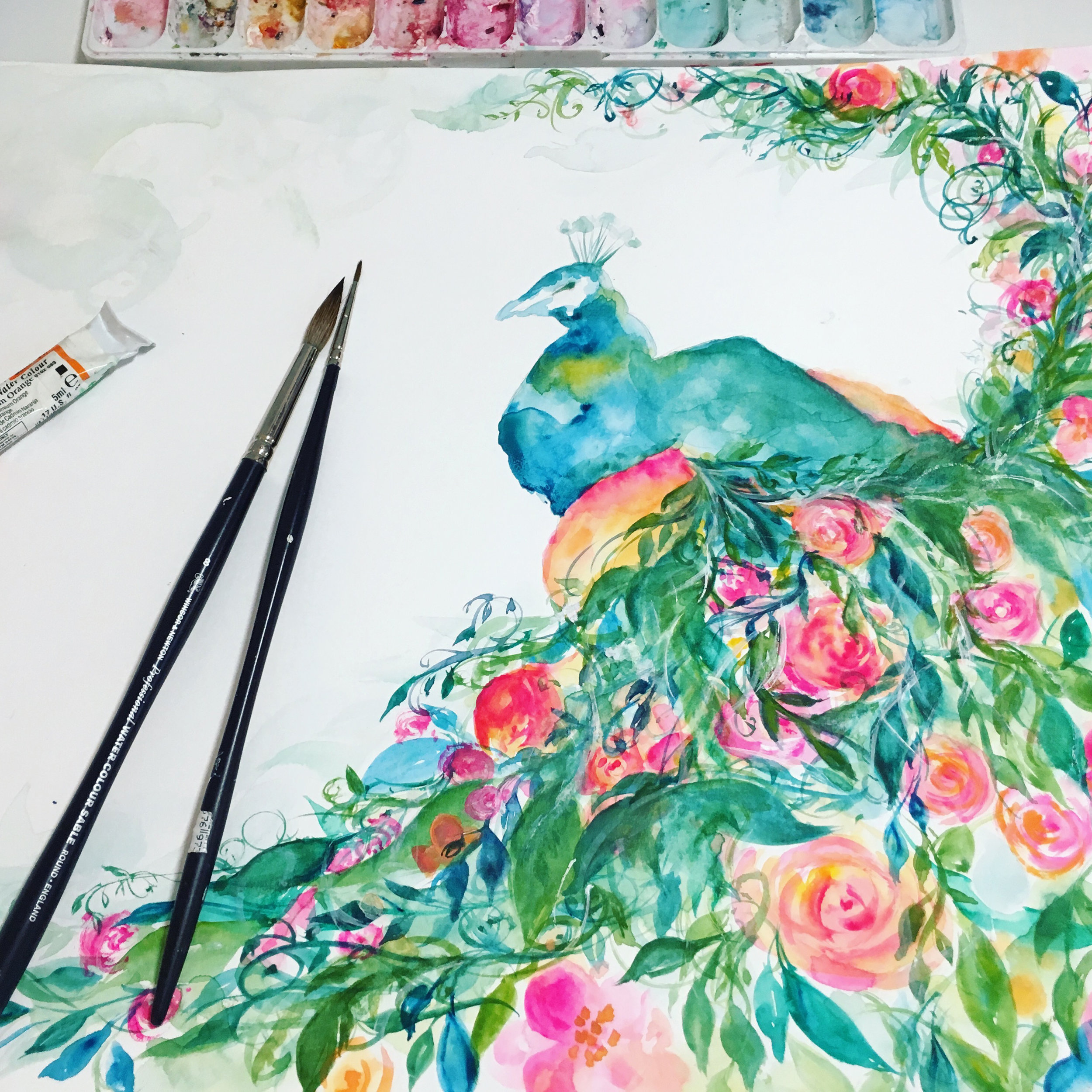 peacock and brushes.jpg
