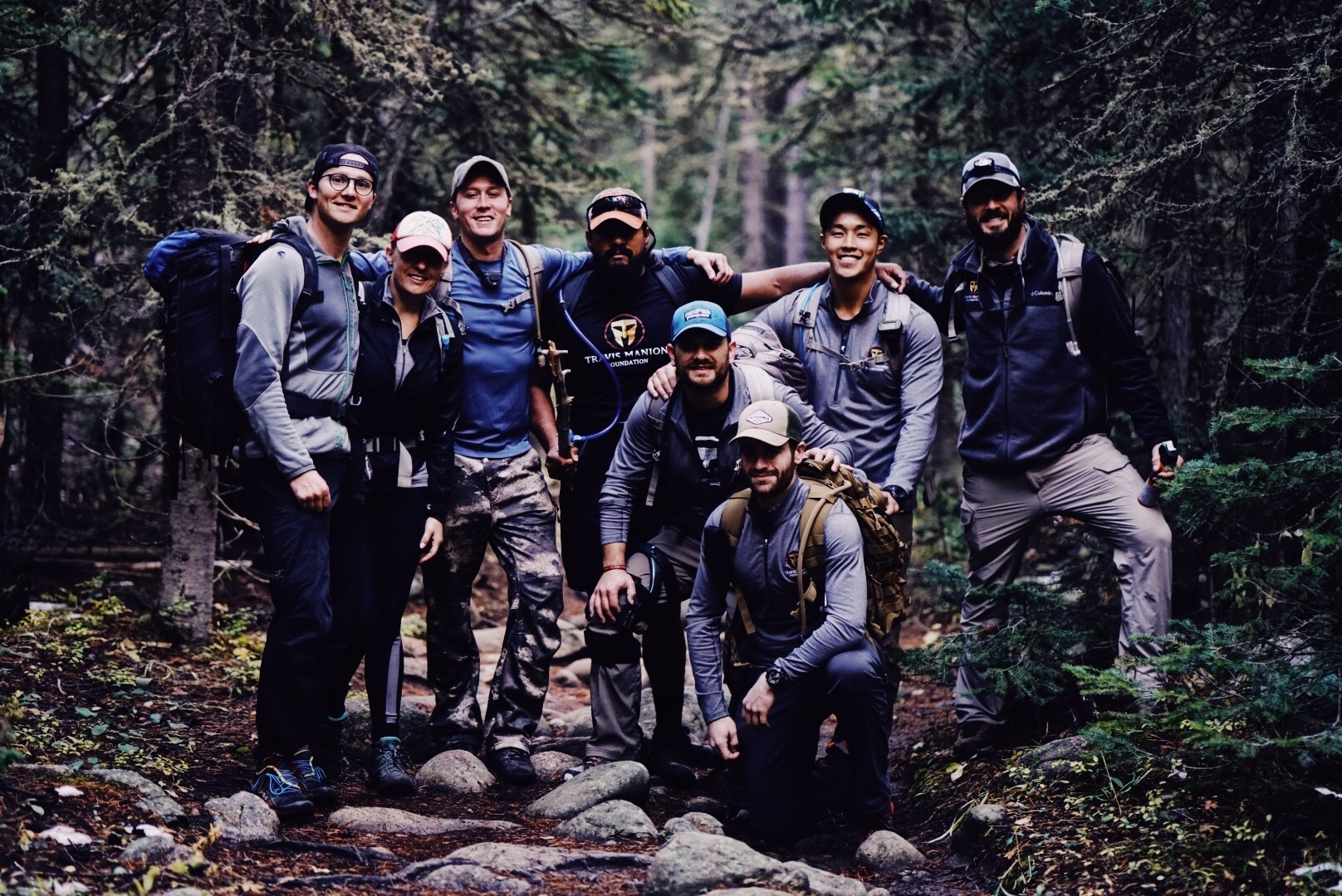 join us - Veteran Retreats - Spring 2020Adventure Camps - Coming Soon 2020
