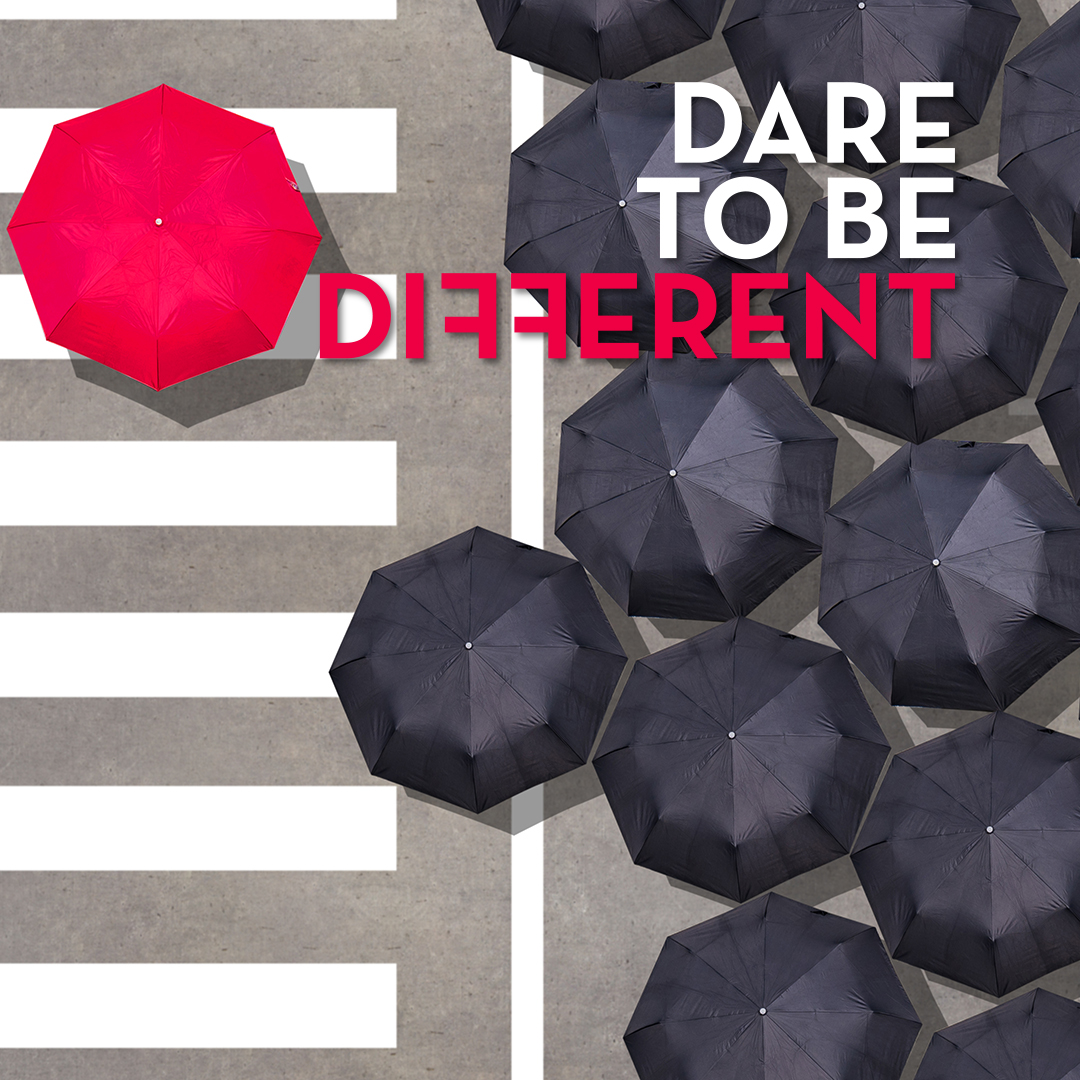 DARE TO BE DIFFERENT What Is Your Life's Purpose? Mar 31, 2019 Study Guide