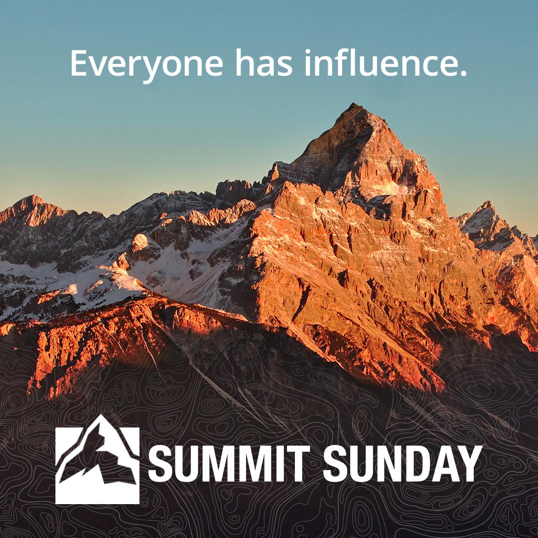 Summit Sunday May 19, 2019 Study Guide