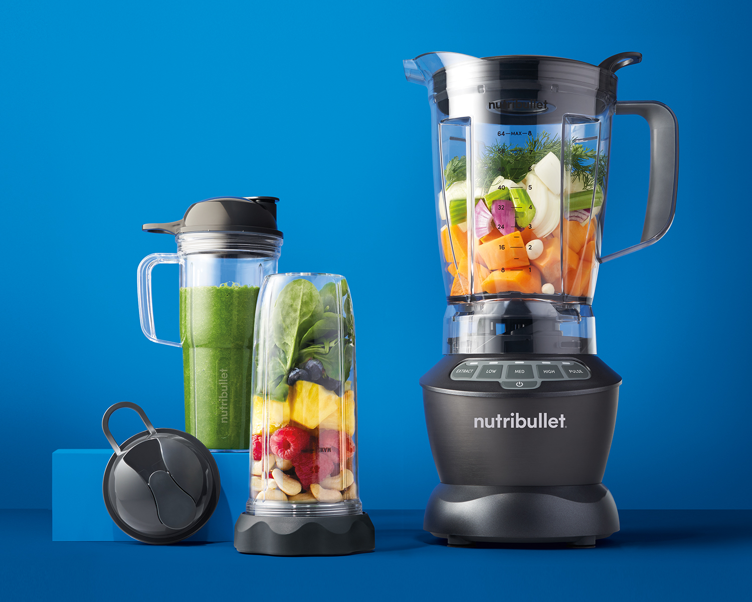 2019 - NutriBullet Blender Combo