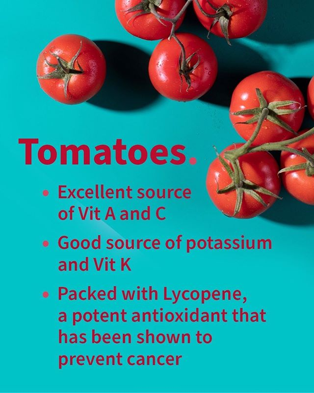 All those health benefits and guess what? We have the perfect tomato soup recipe. Who wants the recipe?!