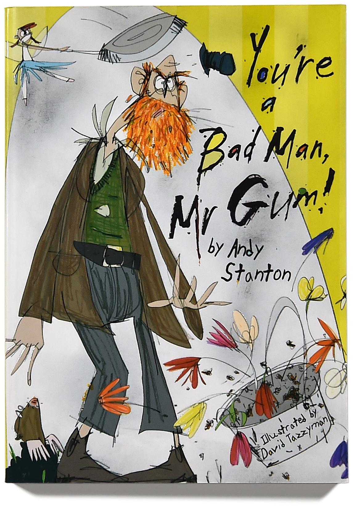 Mr Gum series