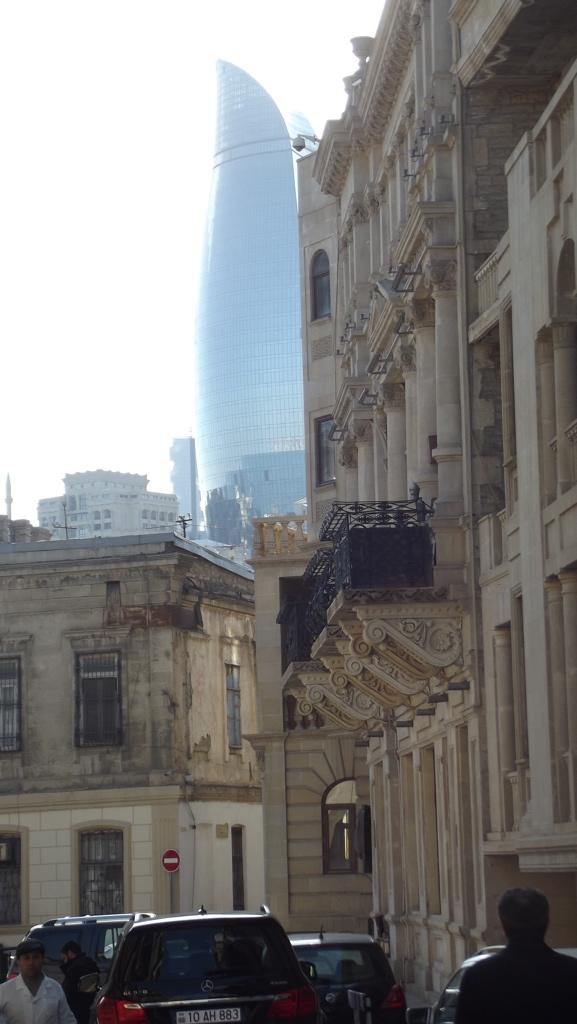 Baku, Azerbaijan Jan. 2015