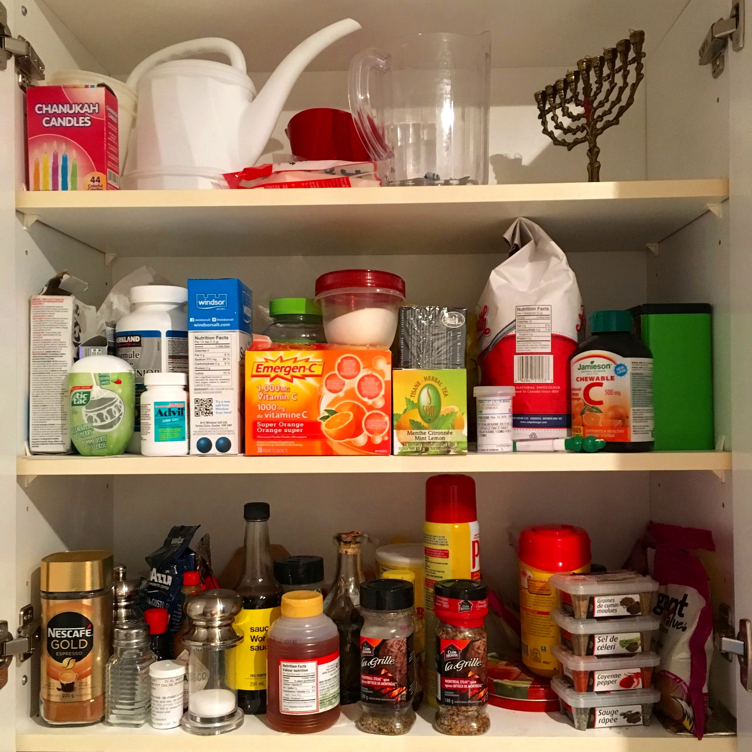 Pantry 1: Before