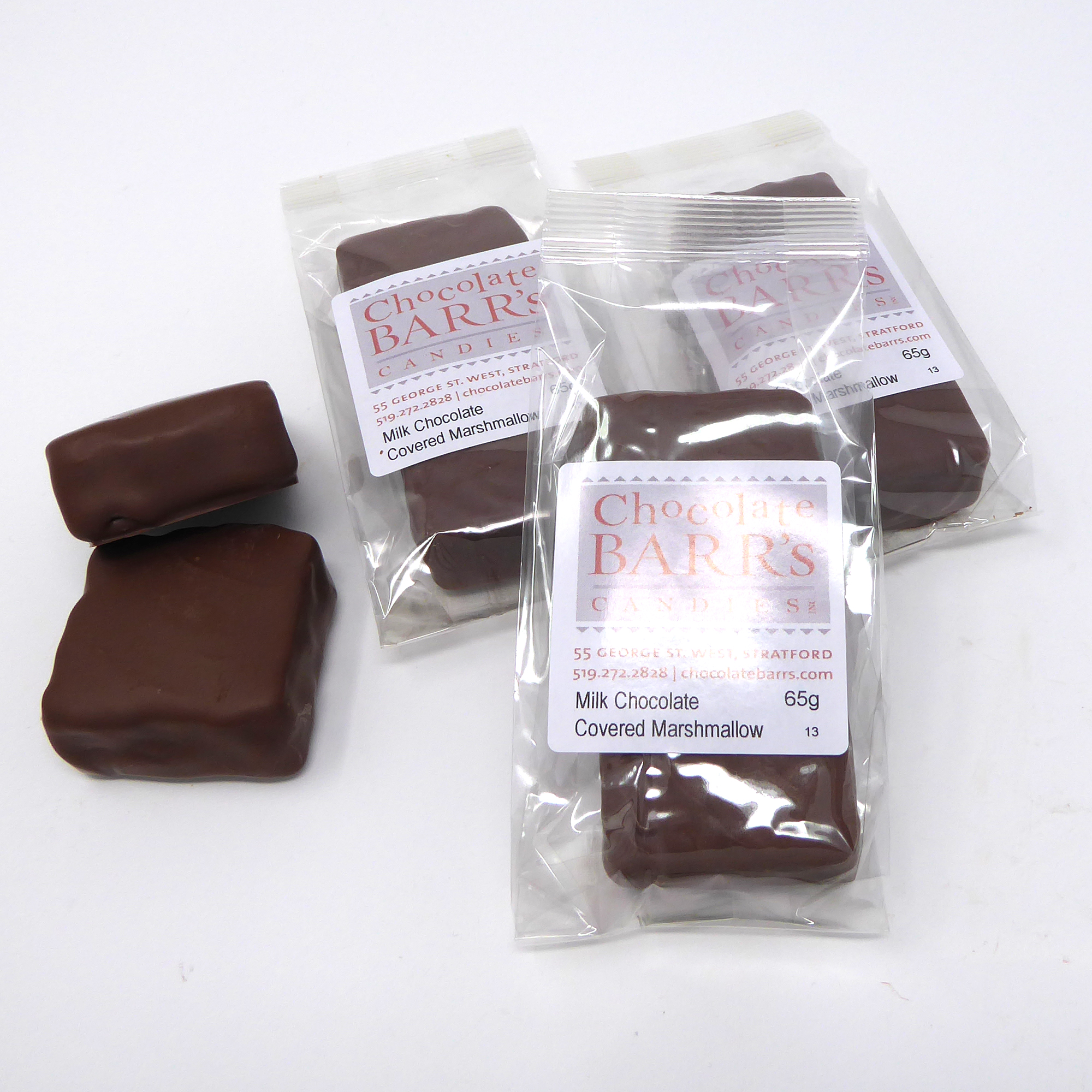 Chocolate Covered Marshmallow | 65g