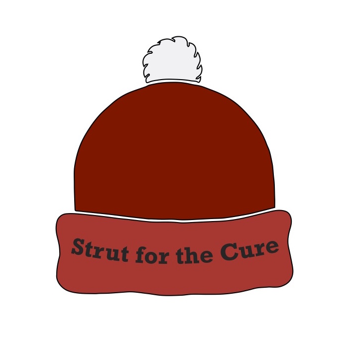 Strut for the Cure Campaign -
