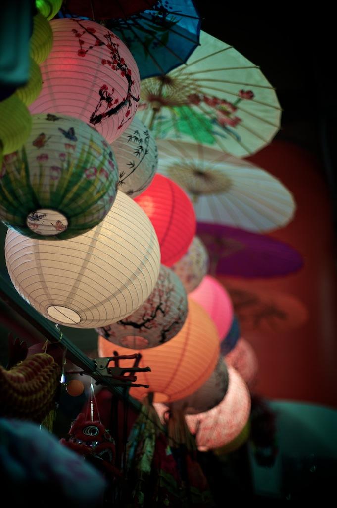 Lanterns-Parasols
