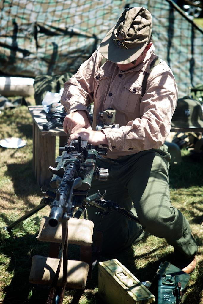Machine-Gunner