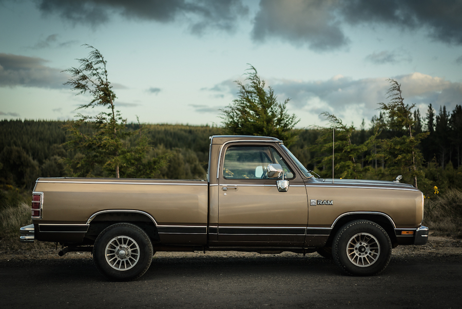 Dodge Ram 150 2