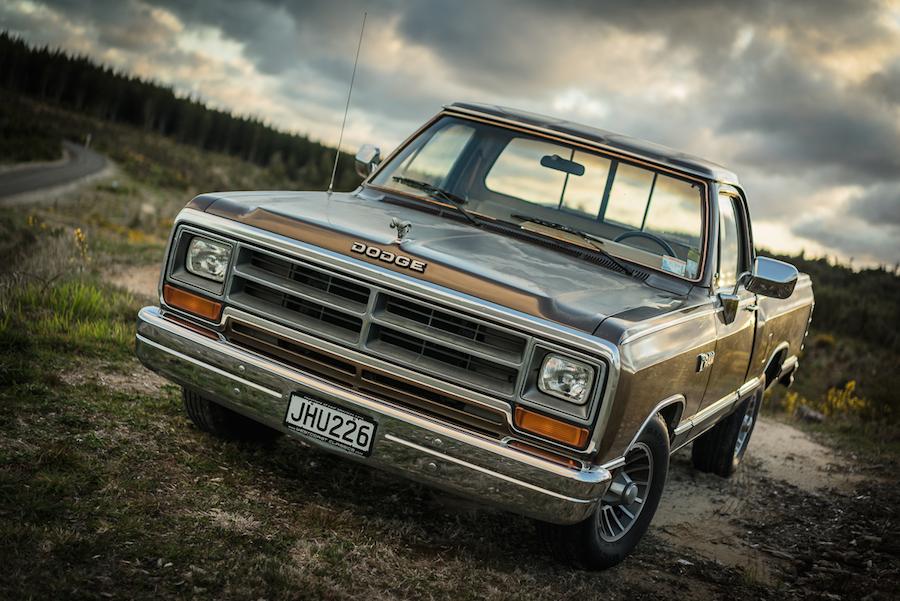 Dodge Ram 150 4