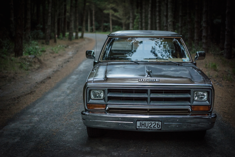 Dodge Ram 150 8