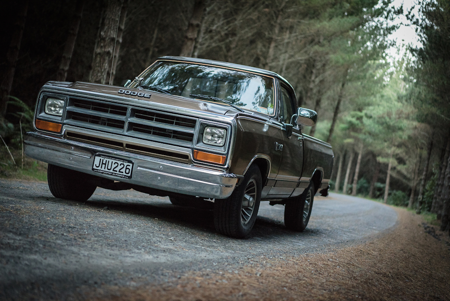 Dodge ram 150 7