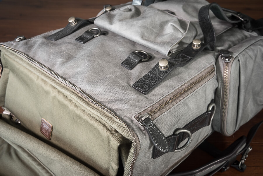 Wotancraft New Commander Review-The Outer Bag Front Close.jpg