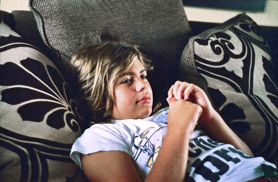 seeing a way back - girl on the sofa.jpg