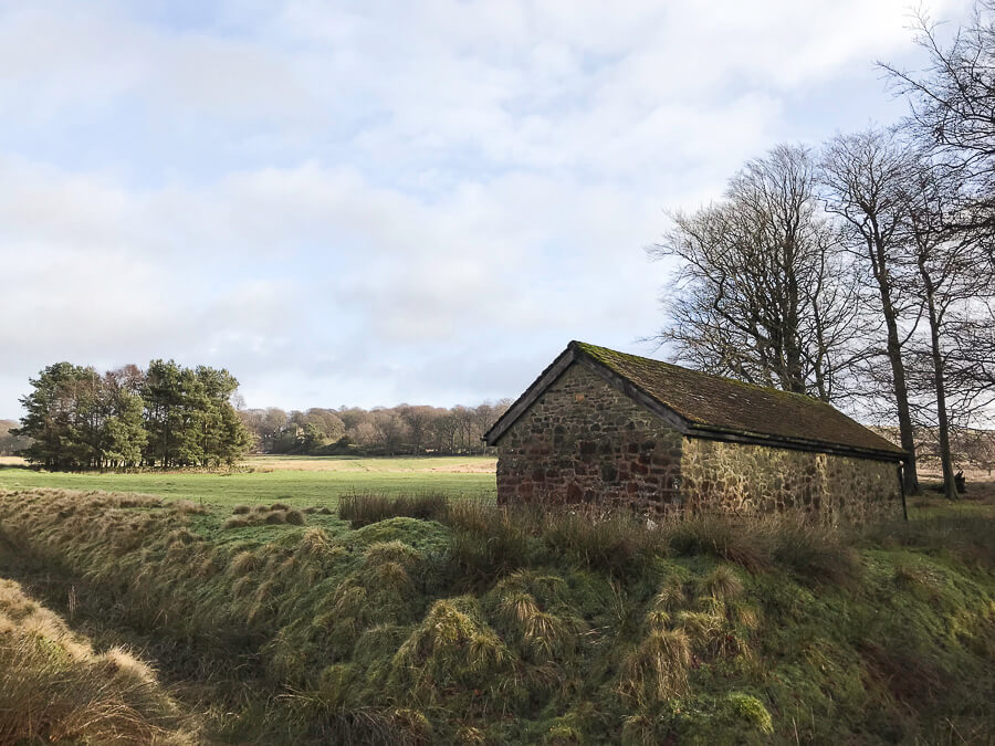 The Reluctant Photographer - Longshaw Barn.jpg