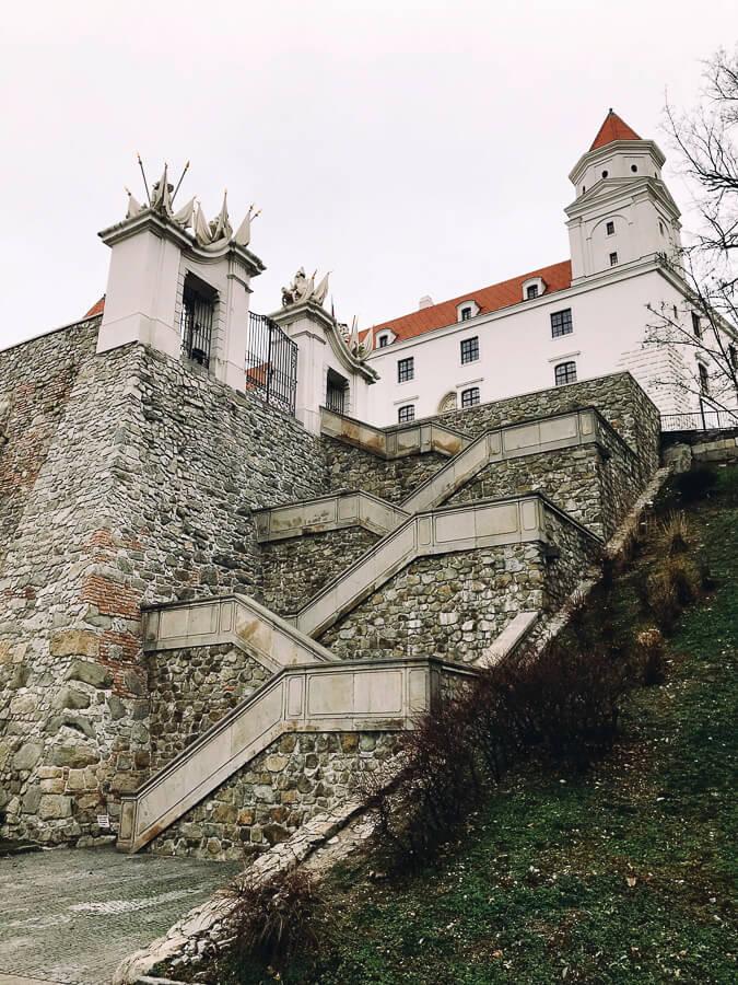 The Reluctant Photographer - Bratislava Slovakia Castle Steps.jpg