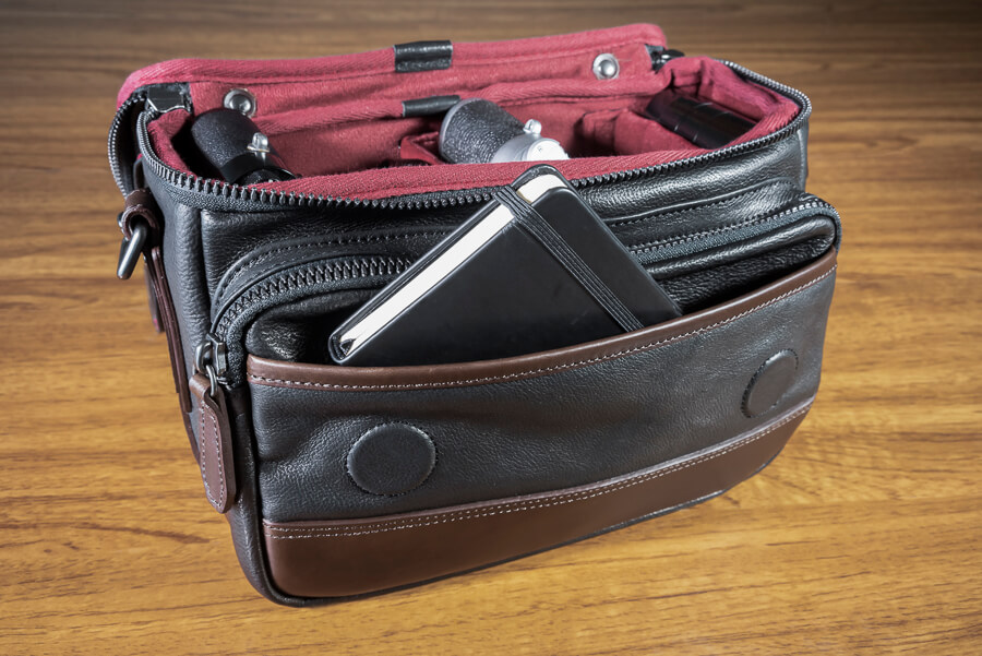 Wotancraft Ryker Small Review - Front Pocket.jpg