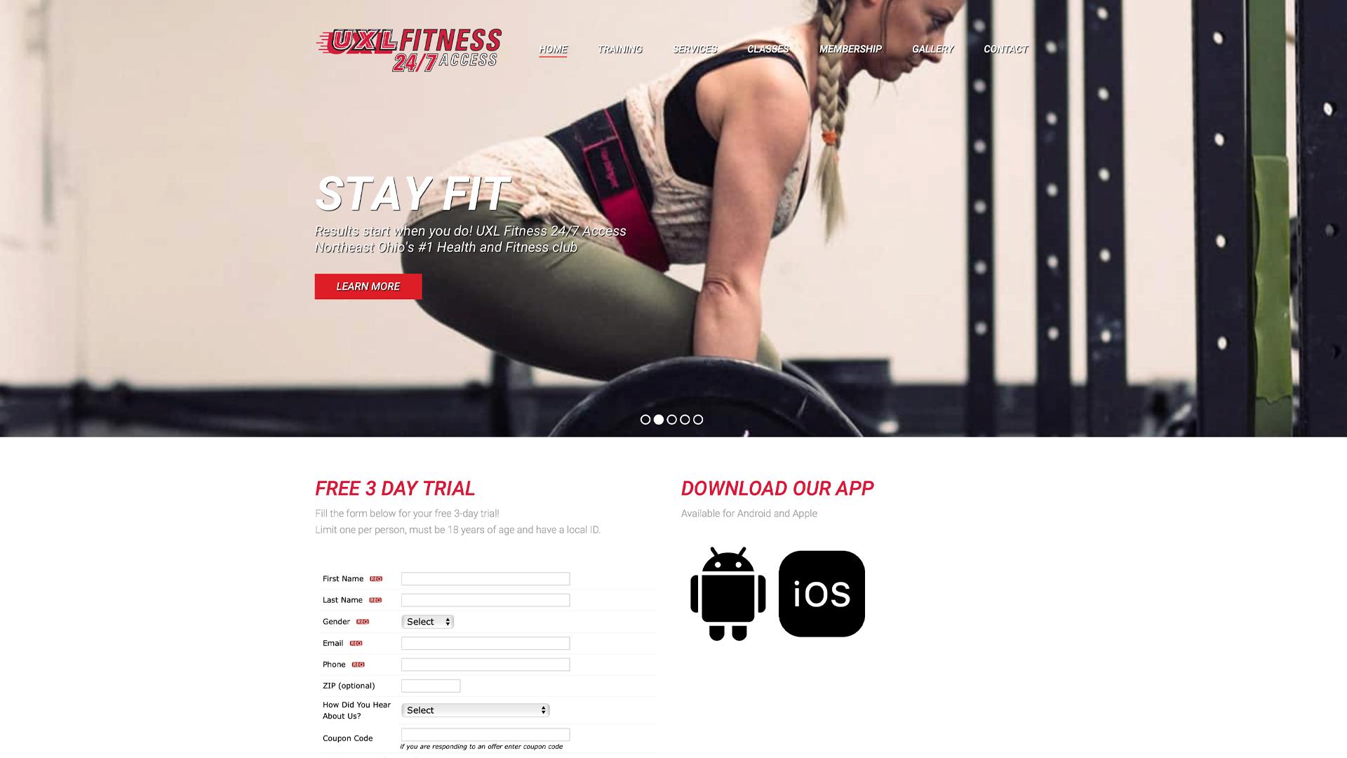 UXL Fitness