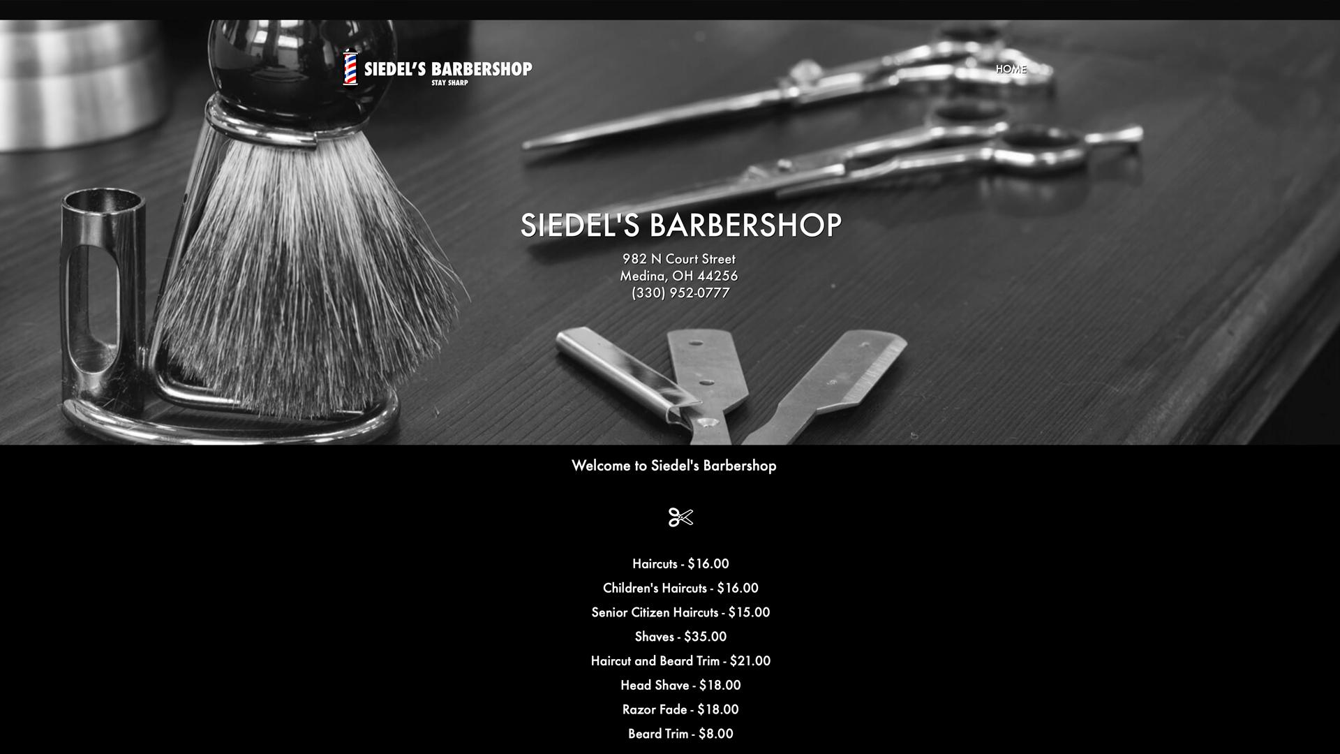Siedel's Barber Shop