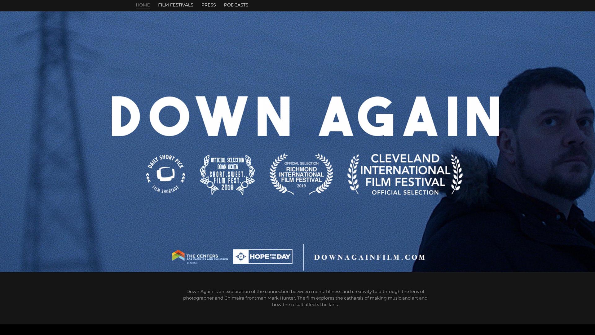 Down Again Film